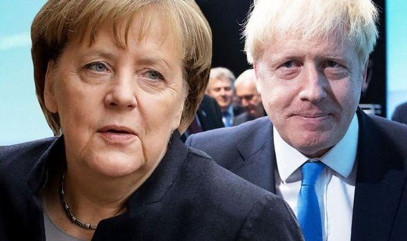 Συγχαρητήρια Μέρκελ στον νέο Βρετανό πρωθυπουργό Μπόρις Τζόνσον | tanea.gr