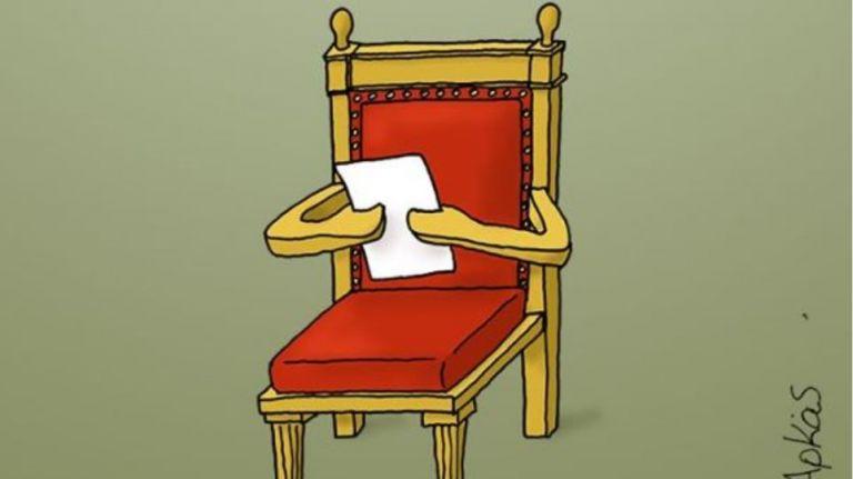 Καυστικός Αρκάς για την «επιστολή» Τσίπρα στην… καρέκλα | tanea.gr
