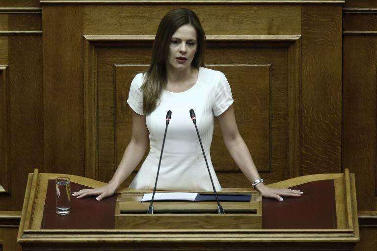 Αχτσιόγλου: Να πει η ΝΔ ξεκάθαρα το πρόγραμμα της για το ασφαλιστικό | tanea.gr