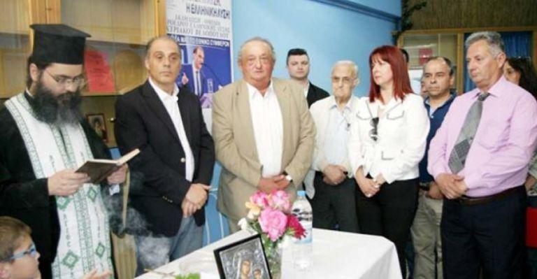 Επεσαν μηνύσεις στην Ελληνική Λύση για την έδρα της Λάρισας | tanea.gr