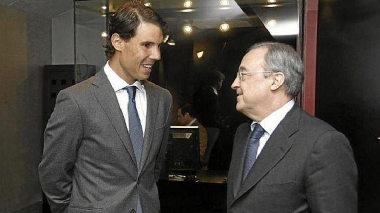 Πρόθυμος να αναλάβει την προεδρία της Ρεάλ ο Ναδάλ | tanea.gr