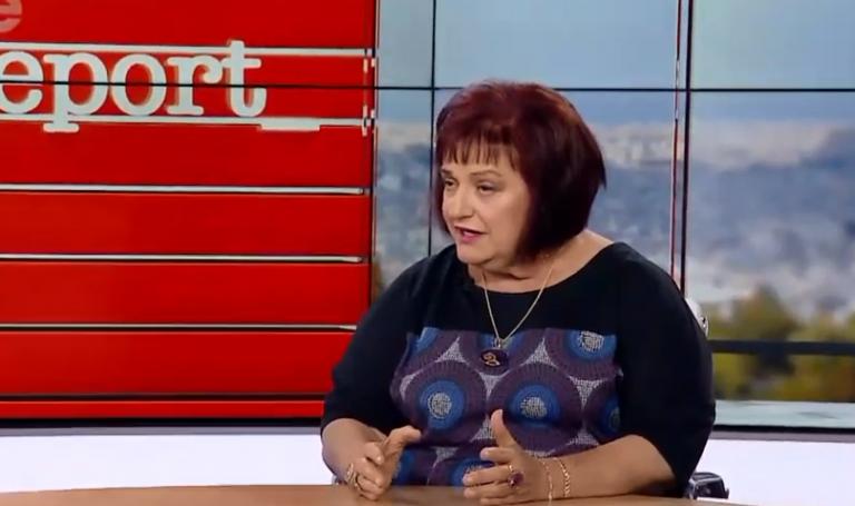 Μ. Γιαννάκου στο One Channel: Θέμα πολιτικής βούλησης το άσυλο | tanea.gr