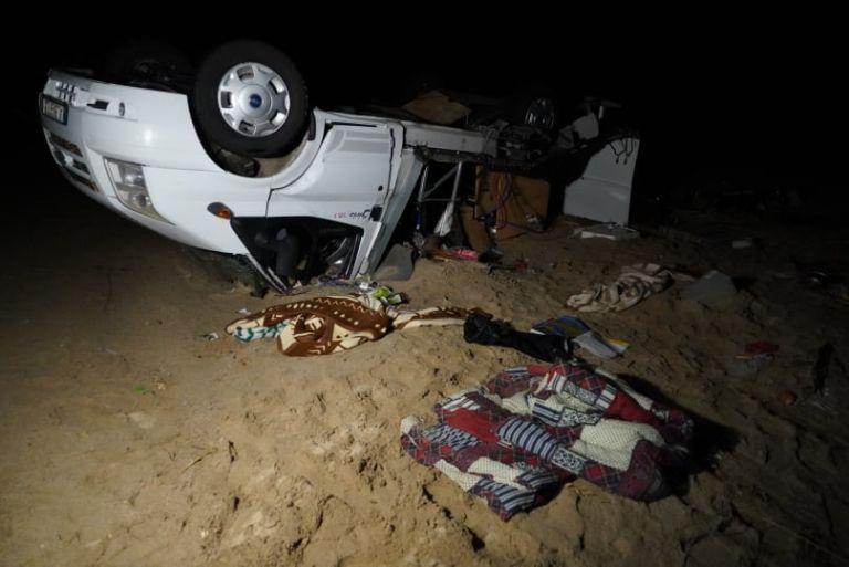 Νύχτα αποκάλυψης : έξι νεκροί, δεκάδες τραυματίες, ανυπολόγιστες καταστροφές στη Χαλκιδική | tanea.gr