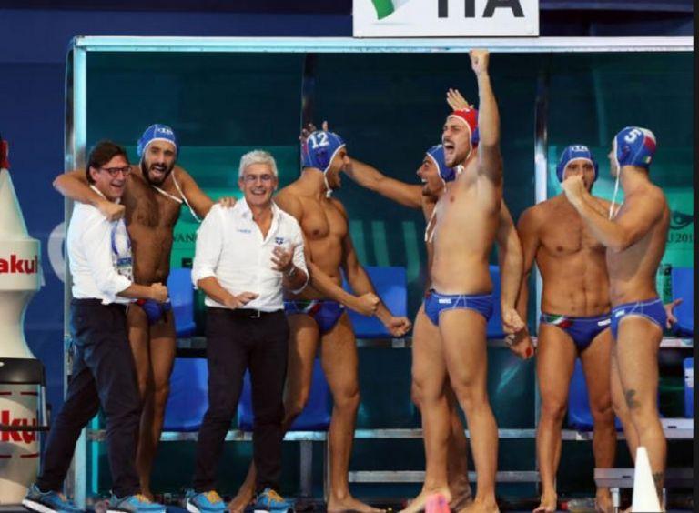 Παγκόσμιο 2019 : Ιταλία και Ισπανία στον τελικό του πόλο ανδρών   tanea.gr
