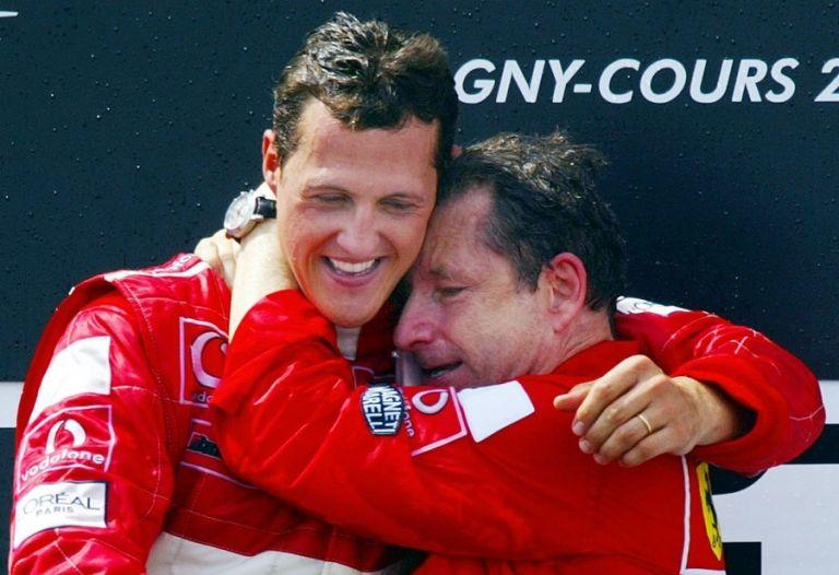 Τοντ: «Βλέπουμε μαζί Formula 1 με τον Σουμάχερ, συνεχίζει να παλεύει»   tanea.gr