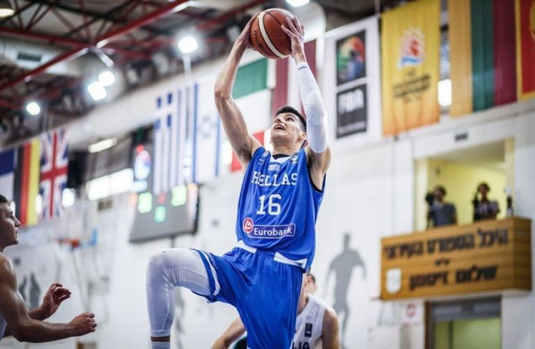 Eurobasket U20 : Έλληνας ο τοπ σκόρερ, 3ος στην αξιολόγηση | tanea.gr