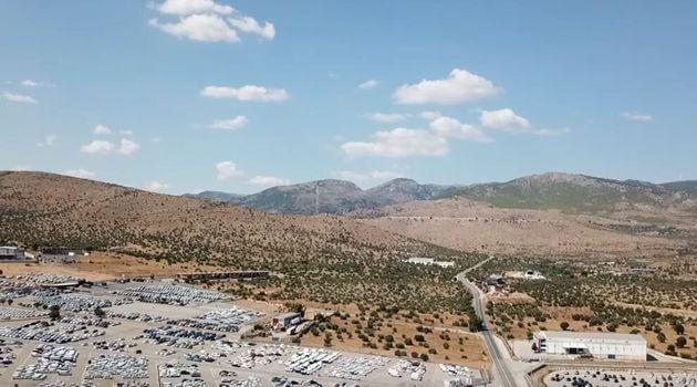 Δείτε το επίκεντρο του σεισμού μέσω drone | tanea.gr