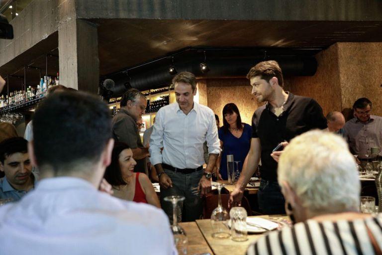 Στο Παγκράτι το γεύμα Μητσοτάκη με τους πολιτικούς συντάκτες | tanea.gr