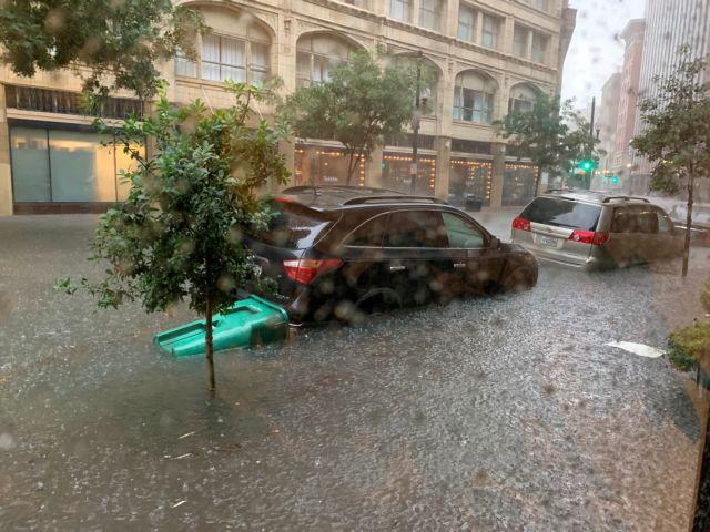 Τυφώνας προ των πυλών στη Νέα Ορλεάνη – Εκκενώνεται μέρος της πόλης | tanea.gr