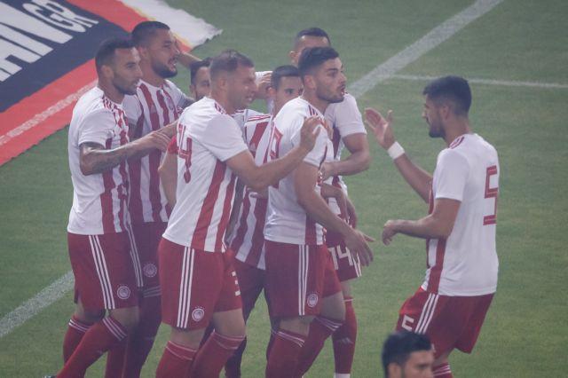 Ολυμπιακός και Νότιγχαμ: Με Γκερέρο το 2-0 των «ερυθρόλευκων» | tanea.gr