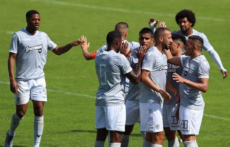 Εύκολα ο ΠΑΟΚ, 4-0 τη Σιντ Τρούιντεν | tanea.gr
