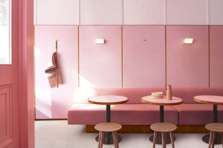 Εστιατόριο στο Λονδίνο: Όλα ροζ! | tanea.gr