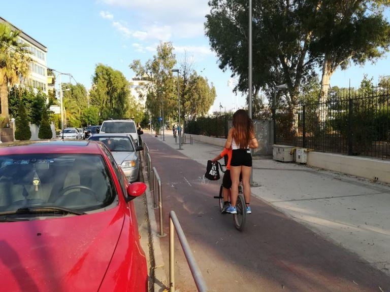 Ο ποδηλατόδρομος διδάσκει τα παιδιά | tanea.gr