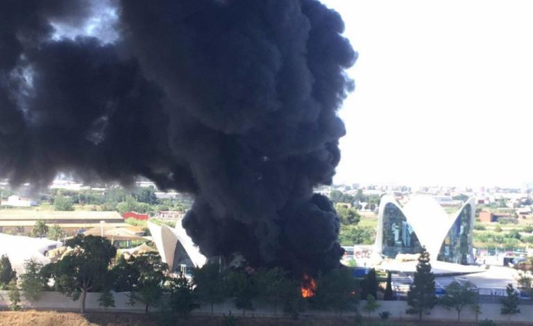 Βαλένθια: Πυρκαγιά στο μεγαλύτερο ενυδρείο της Ευρώπης | tanea.gr