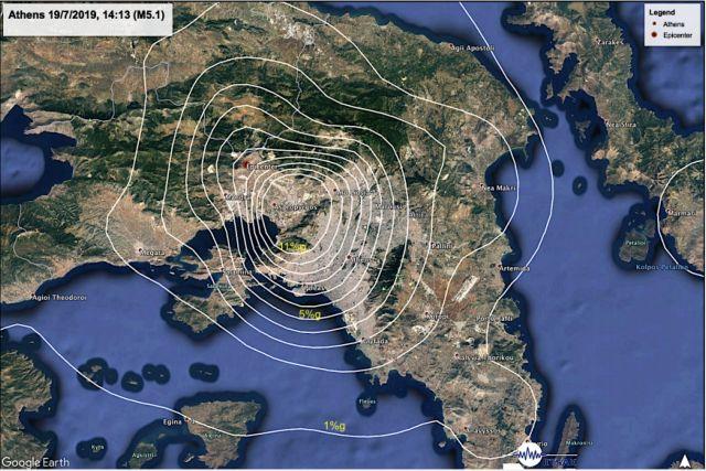 Οι σεισμολόγοι ανησυχούν τώρα για τον Κορινθιακό   tanea.gr