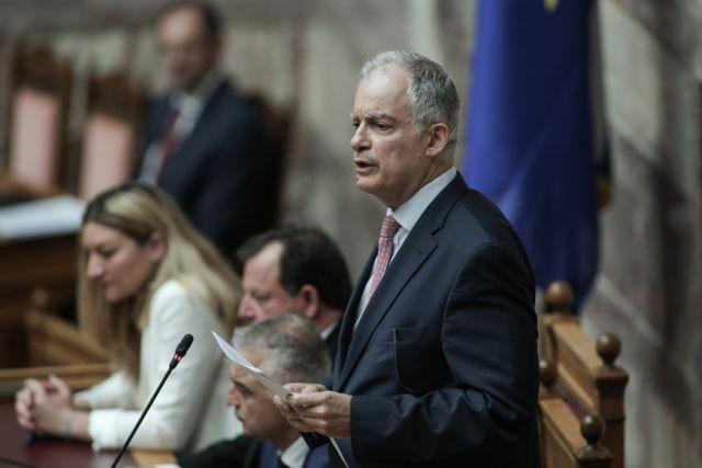 Parliament Speaker Tasoulas elected with record 283 votes in 300-member legislature | tanea.gr