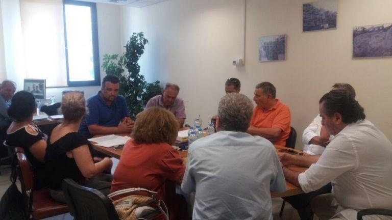 Έκτακτη σύσκεψη συντονιστικού οργάνου του Δήμου Πειραιά | tanea.gr