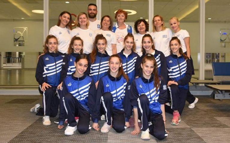 Επιτυχημένο ξεκίνημα για τις Ελληνίδες στο παγκόσμιο πρωτάθλημα ρυθμικής νεανίδων   tanea.gr