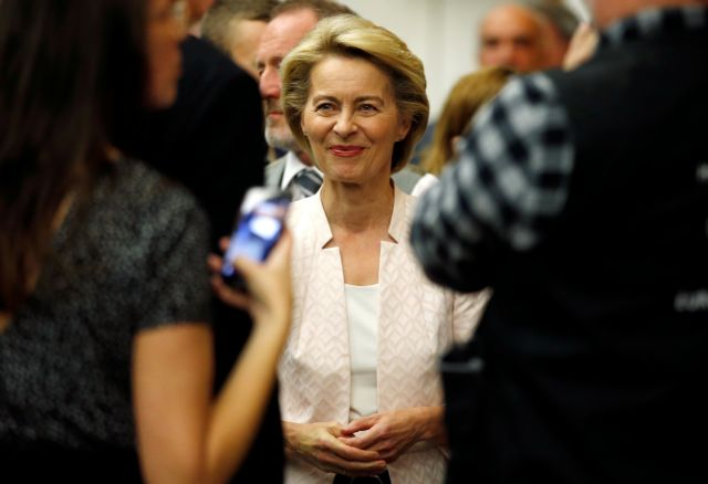 Ούρσουλα Φον Ντερ Λάιεν προς Μητσοτάκη: Ξέρω ότι θα οδηγήσετε την Ελλάδα σε ένα νέο success story | tanea.gr