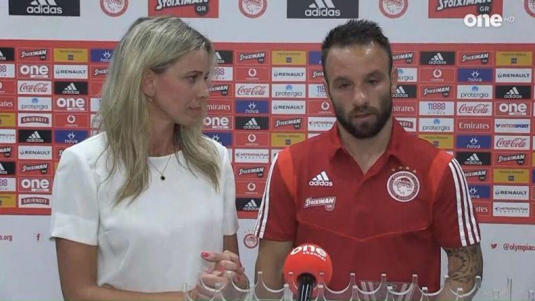 Βαλμπουενά στο One Channel: Θα κάνουμε τα πάντα για νίκη με Πλζεν | tanea.gr