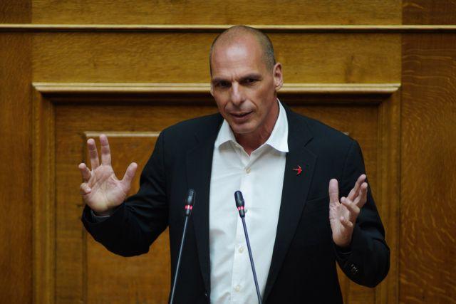 Βαρουφάκης: Ιδιότυπος μνημονιακός λαϊκισμός οι προγραμματικές δηλώσεις Μητσοτάκη | tanea.gr