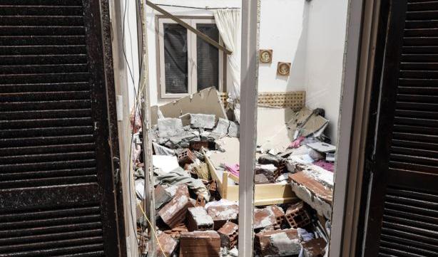 Χαλκιδική: Απίστευτες εικόνες άφησε πίσω της η κακοκαιρία | tanea.gr