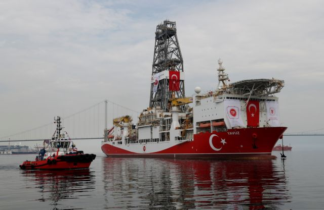 Επιμένει η Τουρκία: Το Γιαβούζ αρχίζει τις γεωτρήσεις σε μια εβδομάδα | tanea.gr