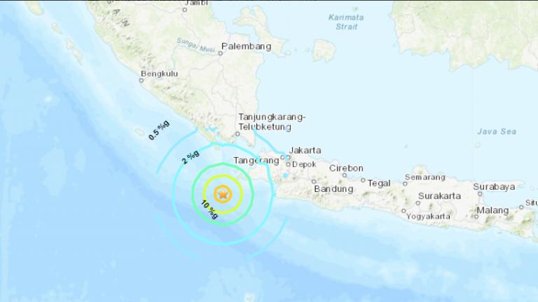 Ινδονησία: Άρση του συναγερμού για τσουνάμι | tanea.gr