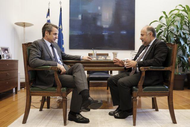 Ο Δ. Τσιόδρας επικεφαλής του γραφείου Τύπου του πρωθυπουργού | tanea.gr