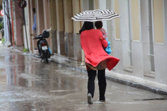 Δεκαπενταύγουστος με χαλάζι και βροχές | tanea.gr