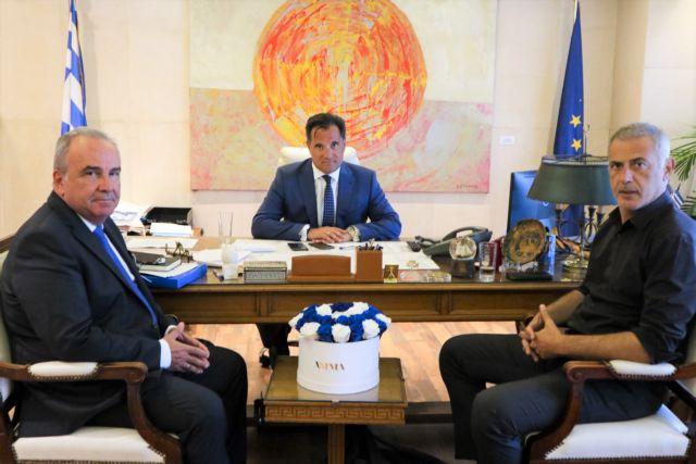 Επενδύσεις, ΕΣΠΑ και ΟΛΠ στην ατζέντα συνάντησης Γεωργιάδη-Μώραλη | tanea.gr