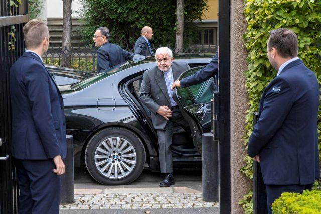 Στη G7 o ΥΠΕΞ του Ιράν, Τζαβάντ Ζαρίφ | tanea.gr