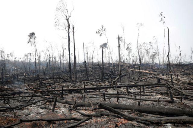 Αμαζόνιος: Στέλνει στρατό ο Μπολσονάρου για την κατάσβεση της φωτιάς | tanea.gr