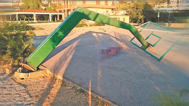 Παγίδες θανάτου σε γήπεδα και παιδικές χαρές   tanea.gr