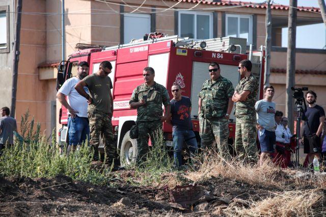 Συλλήψεις για εμπρησμό για τις φωτιές σε Καλαμάτα και Ηλεία | tanea.gr