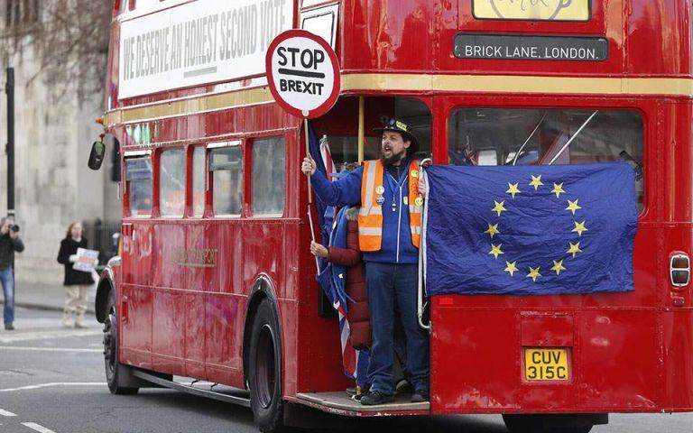 Ελλείψεις σε καύσιμα, τρόφιμα, φάρμακα και κομφούζιο στα λιμάνια θα φέρει ένα άτακτο Brexit | tanea.gr