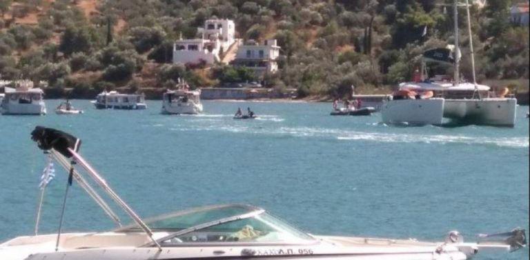 Συντριβή ελικοπτέρου στον Πόρο - Μπλακ άουτ στο νησί | tanea.gr
