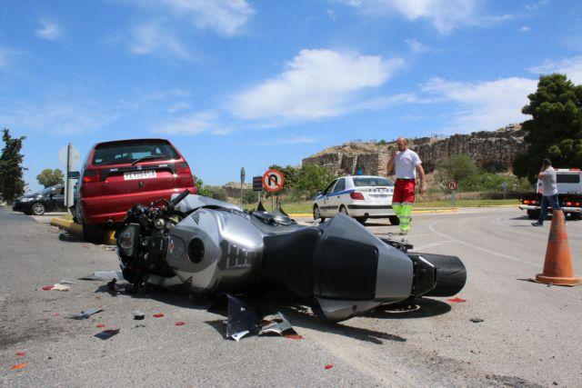Νεκρός 34χρονος δικυκλιστής - Πληθαίνουν οι τραγωδίες στην άσφαλτο   tanea.gr