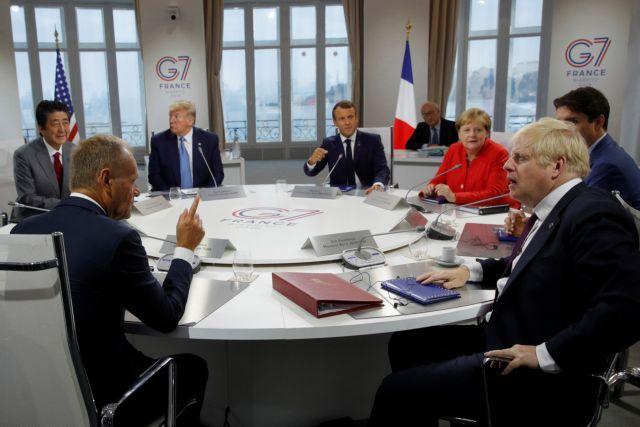 G7: Συμφωνία των ηγετών να ενισχύσουν τον διάλογο με τη Ρωσία | tanea.gr