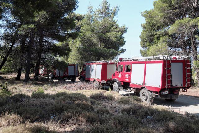 Ιδιαίτερα υψηλός ο κίνδυνος πυρκαγιάς τη Δευτέρα | tanea.gr