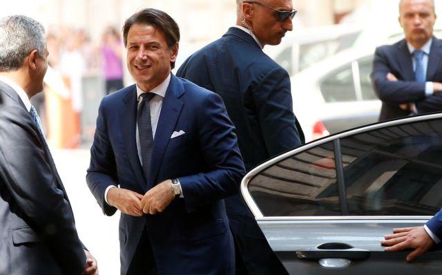 Κόντε: Ευκαιρία ανάκαμψης για να λάβει η Ιταλία τη θέση που της αξίζει | tanea.gr