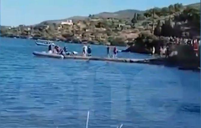 Αποκλειστικό One Channel: Καρέ – καρέ η ανάσυρση των σορών στον Πόρο | tanea.gr