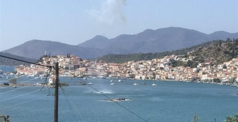 Πόρος: Πώς συνέβη το δυστύχημα με το ελικόπτερο - Οι πρώτες εκτιμήσεις | tanea.gr