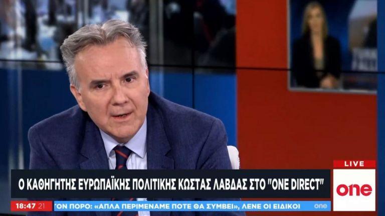 Κ. Λάβδας στο One Channel: Τι σηματοδοτούν οι δηλώσεις στήριξης Μακρόν | tanea.gr
