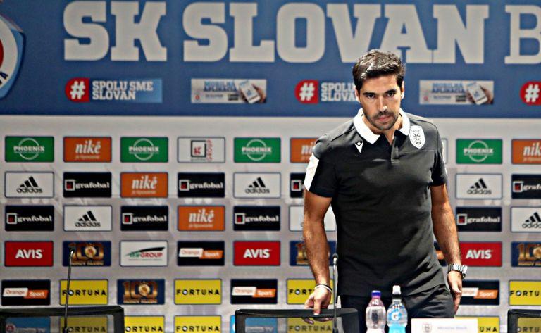 Φερέιρα: Το γκολ της Σλόβαν… έπεσε από τον ουρανό | tanea.gr