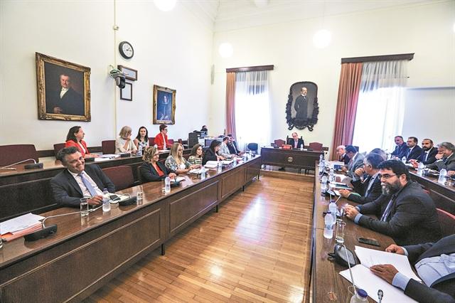 Η Διάσκεψη των Προέδρων αποφασίζει για την ηγεσία της Δικαιοσύνης | tanea.gr