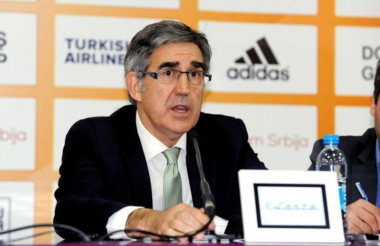 Μπερτομέου: «Όλη η Euroleague στο πλευρό του Μπλατ» | tanea.gr