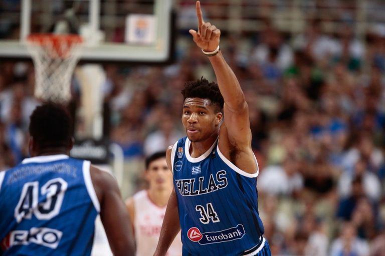 Γιάννης: «Έχουμε ομάδα που μπορεί να παίξει φανταστικό μπάσκετ» | tanea.gr