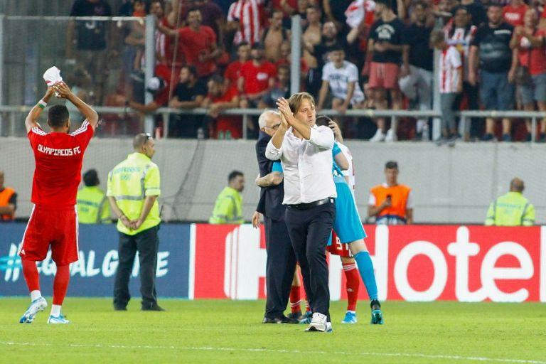 Μαρτίνς: «Έγινε η μισή δουλειά, τώρα συγκεντρωμένοι στο πρωτάθλημα» (pic) | tanea.gr
