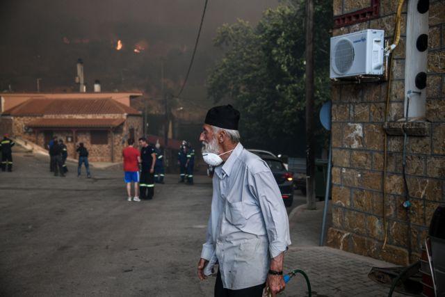 Τι συστήνει ο Ιατρικός Σύλλογος στις ευπαθείς ομάδες που εκτίθενται σε καπνό από φωτιά | tanea.gr